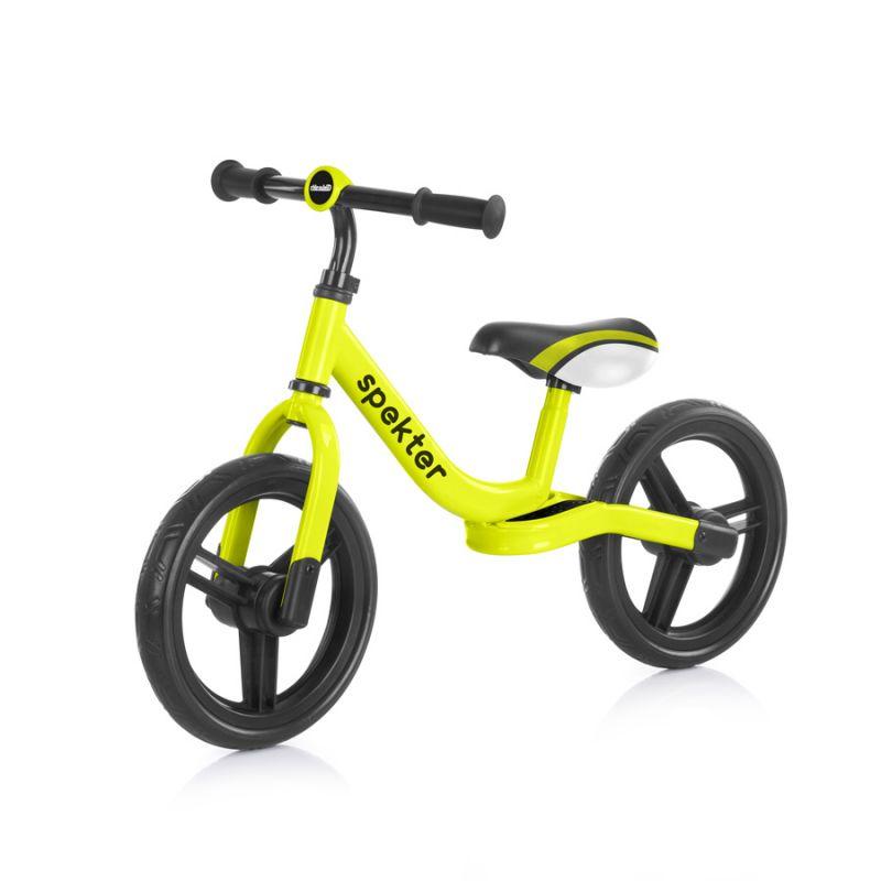 Chipolino Детска играчка за баланс Спектър Неон зелен