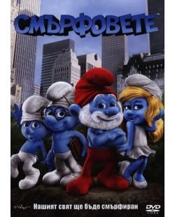 Смърфовете (DVD)