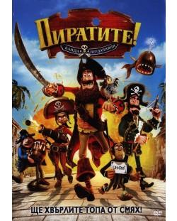 Пиратите! Банда неудачници (DVD)