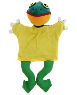 Жаба - кукла-ръкавичка