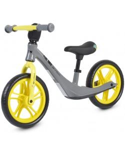 Балансиращ велосипед Byox - Go On, сив