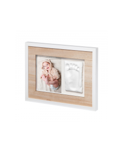 Отпечатък със снимка Baby Art - Wall Print Tiny Style Wooden