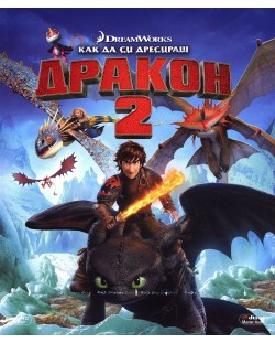 Как да си дресираш дракон 2 (Blu-Ray)