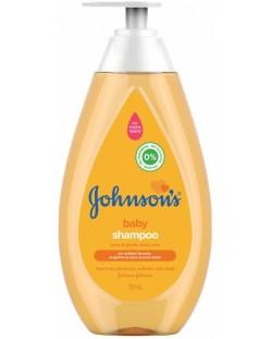 Бебешки шампоан Johnson's, 750 ml