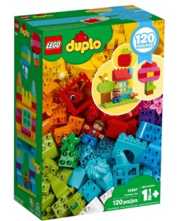 Конструктор Lego Duplo - Creative Fun (10887)