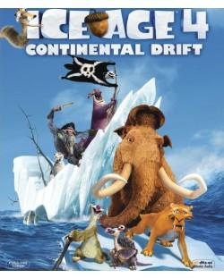 Ледена епоха 4: Континентален дрейф (Blu-Ray)