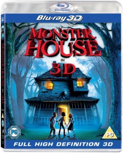 Къща чудовище 3D + 2D (Blu-Ray)