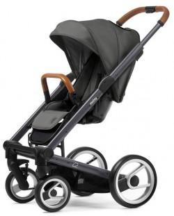 Бебешка количка 3 в 1 Mutsy i2 Urban Nomad - Сива
