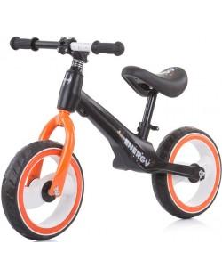 Музикално колело за баланс Chipolino - Energy, оранжево