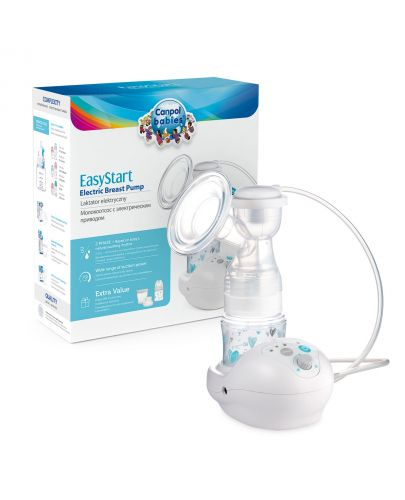 Електрическа помпа за кърма Canpol - Easy Start - 4
