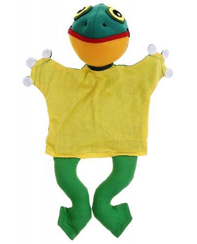 Жаба - кукла-ръкавичка - 1