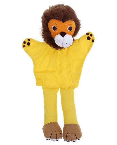 Лъв - кукла-ръкавичка - 1