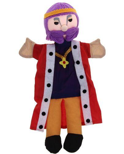 Кукла-ръкавичка Andreu Toys - Цар - 1