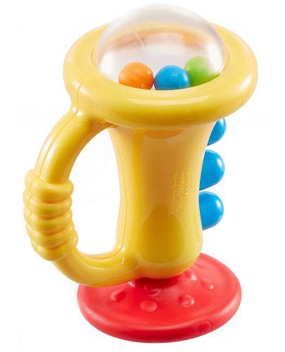 Бебешка играчка за дъвчене Fisher Price - Тромпет - 4