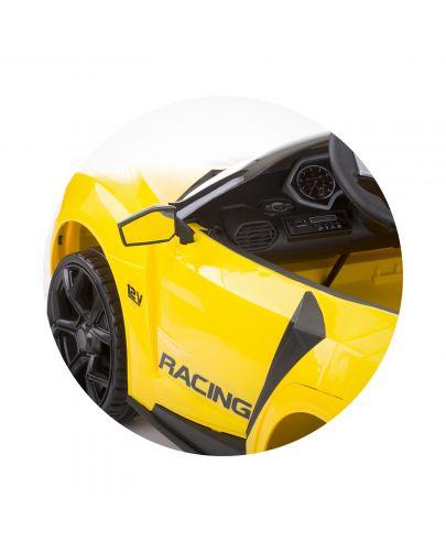Акумулаторна кола Chipolino - Формула, жълта - 5