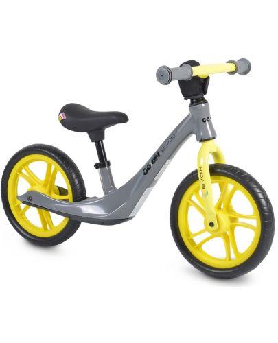 Балансиращ велосипед Byox - Go On, сив - 4