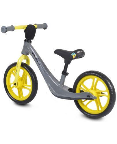 Балансиращ велосипед Byox - Go On, сив - 2