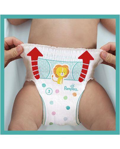 Бебешки пелени гащи Pampers 4, 108 броя  - 4