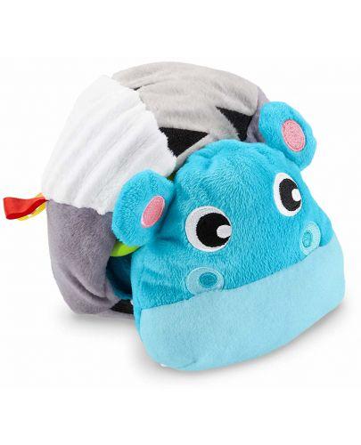 Бебешка играчка Fisher Price  - Хипопотамче, 2 в 1 - 3
