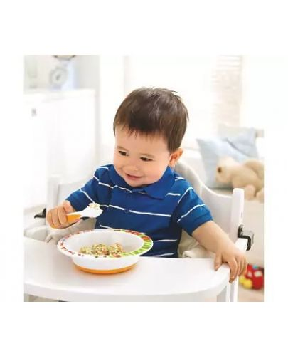 Бебешки комплект прибори за хранене Philips Avent - 3
