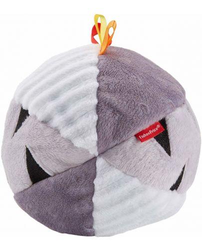 Бебешка играчка Fisher Price  - Хипопотамче, 2 в 1 - 4