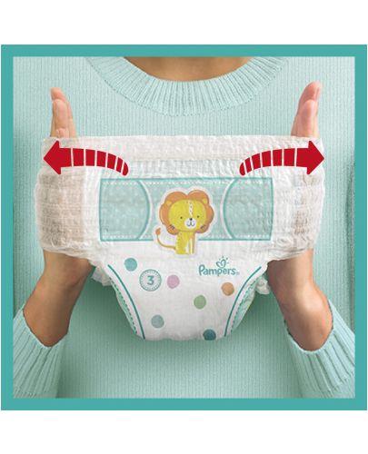 Бебешки пелени гащи Pampers 4, 108 броя  - 3