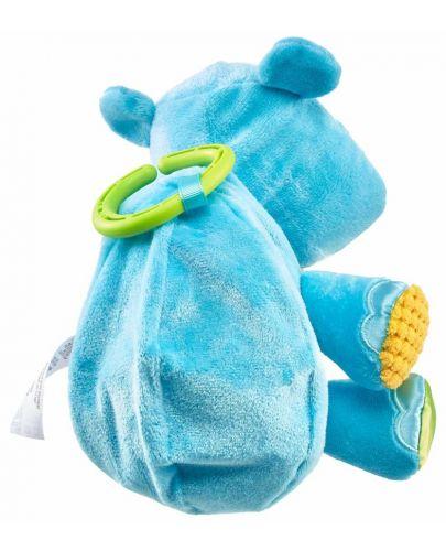 Бебешка играчка Fisher Price  - Хипопотамче, 2 в 1 - 2