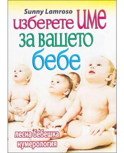 Изберете име на вашето бебе - 1