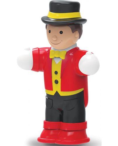 Детска играчка WOW Toys - Слончето Ели и нейният дресьор - 3