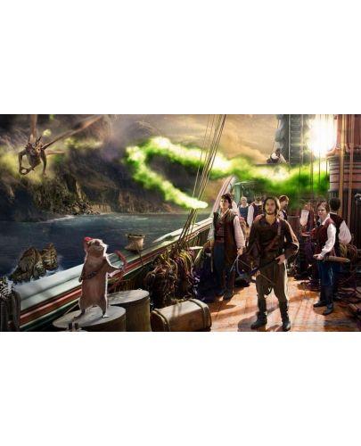 Хрониките на Нарния: Плаването на Разсъмване 3D (Blu-Ray) - 4