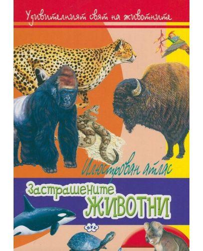 Илюстрован атлас: Застрашените животни - 1