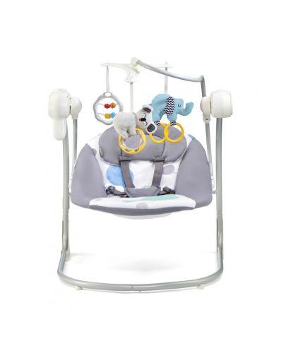 Бебешка люлка 2 в 1 KinderKraft Minky - Мента - 5