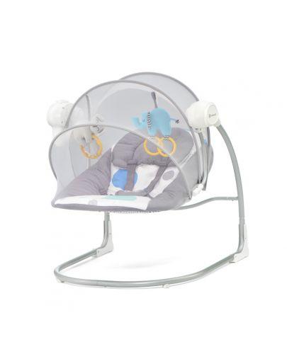 Бебешка люлка 2 в 1 KinderKraft Minky - Мента - 3