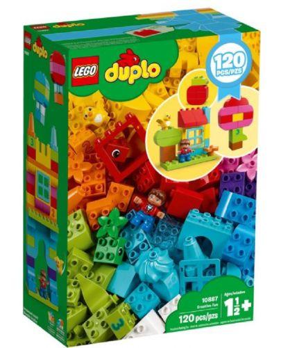 Конструктор Lego Duplo - Creative Fun (10887) - 1
