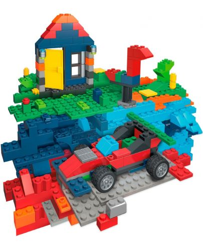 Конструктор Mega Construx, 253 части - 2