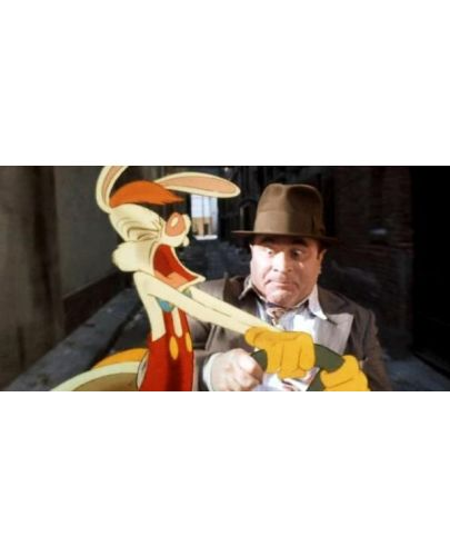 Кой натопи заека Роджър (DVD) - 5