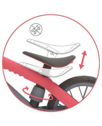 Колело за баланс Chillafish - Bmxie Moto, Червено - 5