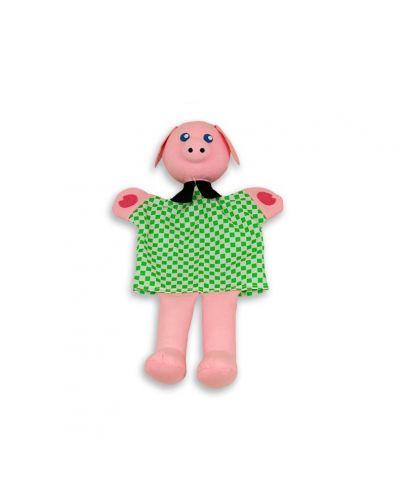 Кукла-ръкавичка Andreu Toys - Тед - 1