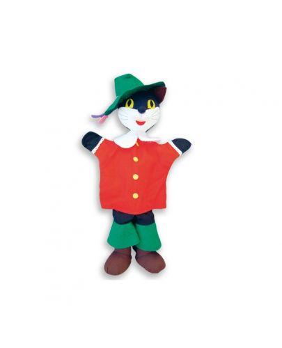 Кукла-ръкавичка Andreu Toys - Котаракът с чизми - 1
