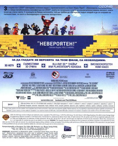 Lego: Филмът 3D (Blu-Ray) - 3
