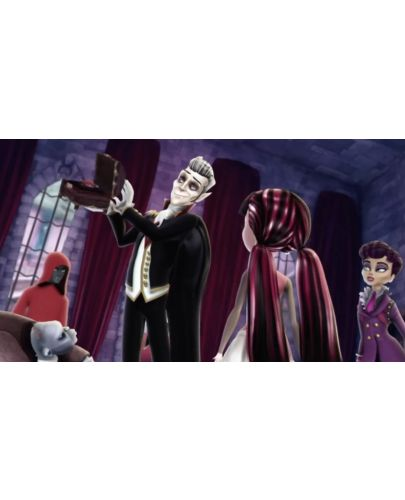 Monster High: Ужаси, камера, снимай! (DVD) - 12