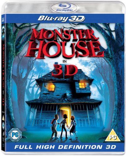 Къща чудовище 3D + 2D (Blu-Ray) - 1