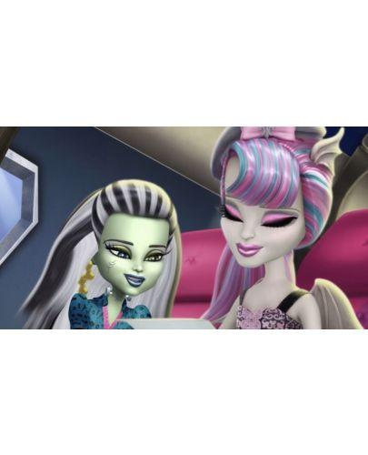 Monster High: Скарис - Град на страхотии (DVD) - 3