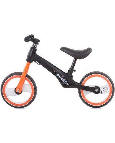 Музикално колело за баланс Chipolino - Energy, оранжево - 2