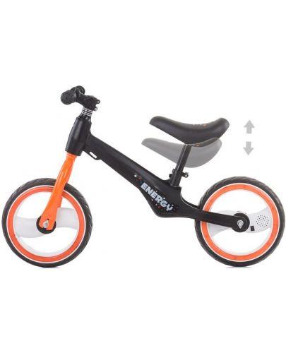 Музикално колело за баланс Chipolino - Energy, оранжево - 3