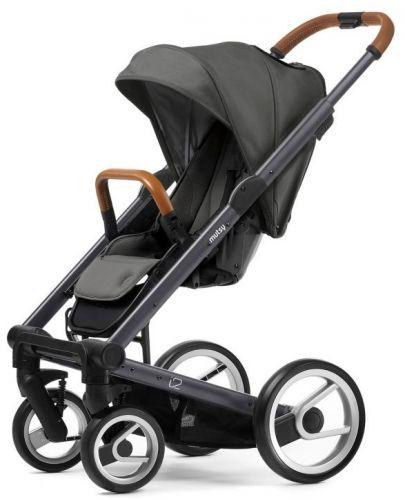 Бебешка количка 3 в 1 Mutsy i2 Urban Nomad - Сива - 1