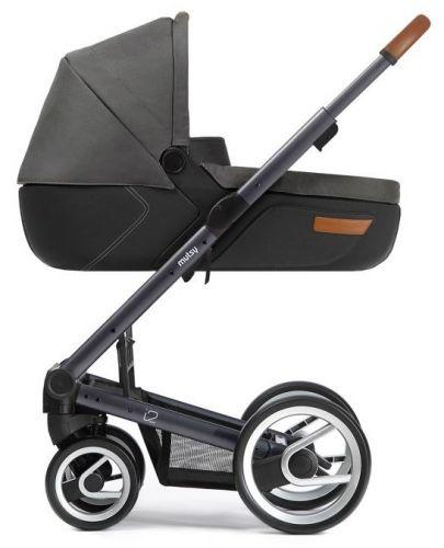 Бебешка количка 3 в 1 Mutsy i2 Urban Nomad - Сива - 3