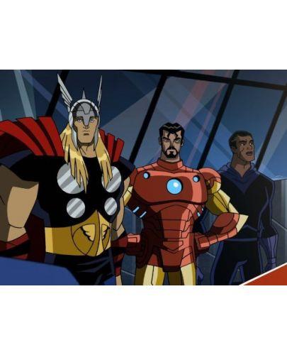 Отмъстителите: Диск 2 - Капитан Америка се появява отново (DVD) - 3