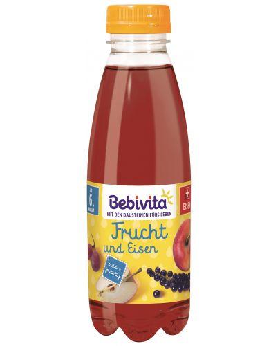Плодов сок Bebivita - С желязо, 500 ml - 1