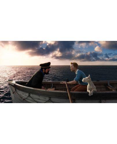 Приключенията на Тинтин 3D + 2D (Blu-Ray) - 9